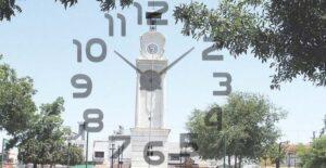 No cambia el horario este fin de semana en Nuevo Laredo