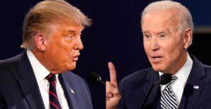 Trump escribe carta de despedida a Joe Biden, nuevo Presidente de EU