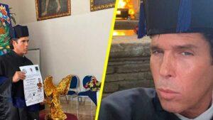 Nivel Mirrey: Roberto Palazuelos recibe Doctorado Honoris Causa