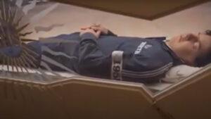 VIDEO: Exhuman cuerpo impecable de joven que será beatificado por el Papa