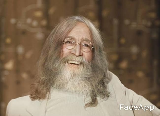 John Lennon ASÍ LUCIRÍA HOY a sus 80 años de edad: FOTOS
