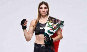 Irene Aldana: por primera vez una mexicana será estelar en la UFC