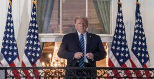 Moneda conmemorativa 'Trump derrota al Covid' saldrá a la venta por 100 dólares