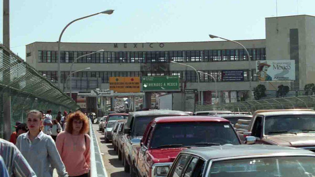 Familia viajó a Nuevo Laredo y grabaron TODO: VIDEO