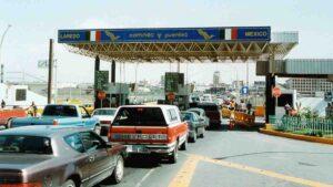 Cuando el Dólar estaba a 9.50 así lucía la frontera de Tamaulipas: VIDEO
