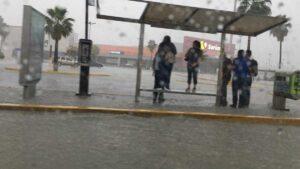 Reynosa comenzó su domingo con severas inundaciones