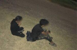 Abandonan a niños migrantes a orillas del río Bravo