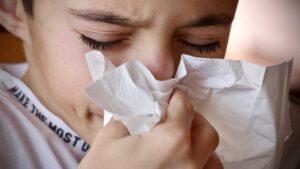 Cómo no confundir con Covid-19 las alergias de otoño e invierno