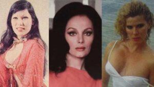 """Entérate como lucen hoy las sensuales estrellas del """"cine de ficheras"""" de los 70's"""