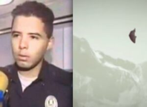 La Bruja que atacó a policías en Monterrey, historia que eriza la piel VIDEO