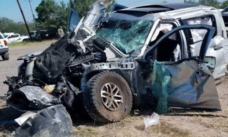 Choque frontal: una mujer muerta en Laredo, Texas