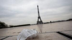 Francia perdió el control del coronavirus: 100 mil los contagios diarios