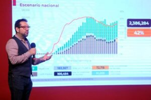 México suma 91 mil muertes por COVID-19