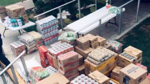 Facturan despensas Covid a empresas fantasmas en Ciudad Victoria