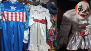 Estos son los disfraces más buscados en Nuevo Laredo