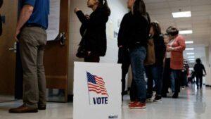 Elecciones en EEUU podrían registrar su mayor participación en un siglo