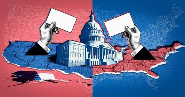 elecciones electorales presidenciales estados unidos