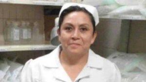 Hallan enterrada en su casa a enfermera desaparecida en Tlalpan