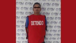 Detienen en Nuevo Laredo a feminicida de Sherlyn Mariel de Ecatepec
