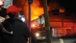 Cinco niños mueren calcinados tras incendio en Baja California Sur