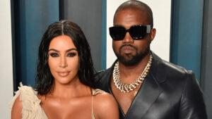 Kanye West le da espeluznante regalo a su esposa Kim Kardashian