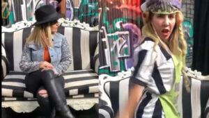 Karla Panini regresa con su personaje de 'Las Lavanderas' (VIDEO)