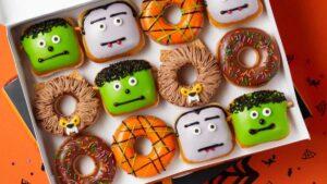Donas GRATIS en Krispy Kreme a quien vaya disfrazado
