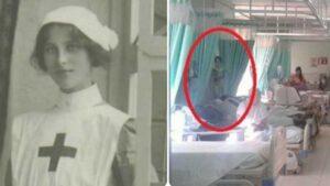 'La Planchada', la enfermera fantasma que muchos aseguran haberla visto en los hospitales