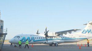 Buscan atraer más industrias al Aeropuerto de Laredo, Texas