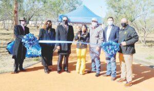 Inauguran nuevo parque en Laredo, Texas