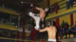Murió el luchador 'Príncipe Aéreo' durante una función de lucha libre