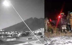 """""""Vuelan"""" restos del meteorito de Tamaulipas: se roban fragmentos"""