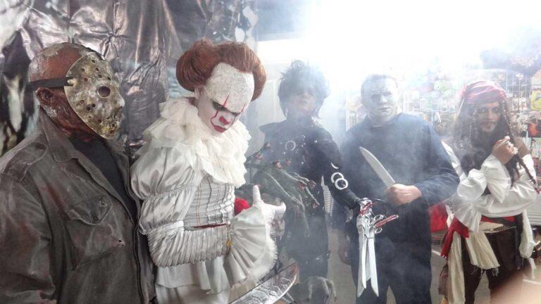 Sanciones a festejos de Halloween en Monterrey