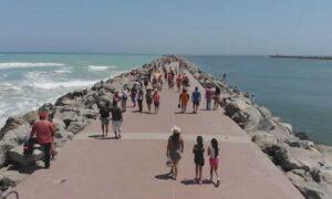 Abren a turistas todas las playas de Tamaulipas