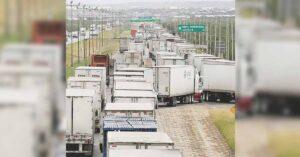 Registra Laredo aumento en comercio internacional