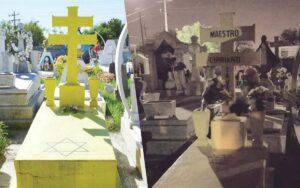 La misteriosa Tumba del Brujo de Nuevo Laredo, la más visitada de todas