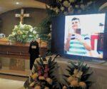Despiden a Luciano, joven tamaulipeco secuestrado vía Facebook
