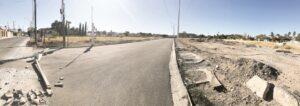 Gastan 3 millones en calle que no se usa en Nuevo Laredo