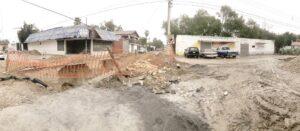 Tardanza en obras golpea a negocios en Nuevo Laredo