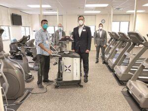 Prohiben visitas en Centro Médico de Laredo