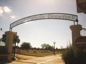 Invitan a la exhibición  de cementerios locales