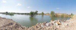 Taponea Municipio el arroyo El Coyote