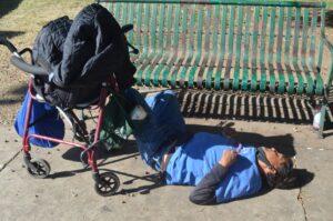 Con Covid-19  32 indigentes de Laredo, Texas
