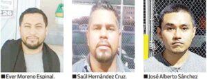 Arrestan a ofensores sexuales