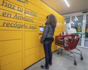Amazon instalará en todo México puntos de recolección