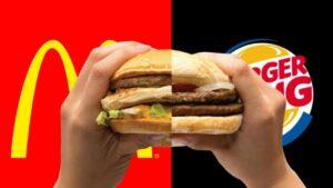Burger King invita a comprar en McDonalds y las redes enloquecen
