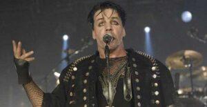 Cantante de Rammstein, anuncia separación de su banda