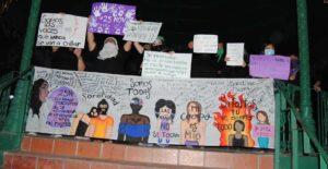 """Colectivos de Nuevo Laredo se unen al movimiento """"No violencia contra la Mujer"""""""