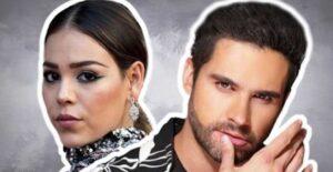 Así reaccionó Danna Paola al ver a su ex Eleazar Gomez tras las rejas