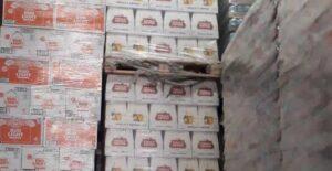 Destruirán 271 mil cervezas decomisadas en Chihuahua